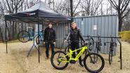 Voormalig mecanicien Sven Nys en zoon baten Trek Test Center op Balenberg uit