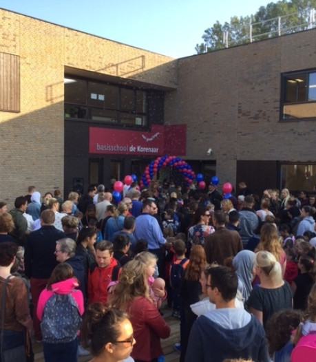 Nieuwbouw Korenaar Eindhoven: nu echt samen een school