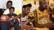 """DEEL 1. Kobe Bryant, van zijn jeugd in Italië tot de eerste NBA-titel: """"Ik voelde constant de nood en de drang om de beste te zijn"""""""