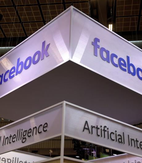 """Facebook supprime 265 """"faux comptes"""" pilotés selon lui depuis Israël"""