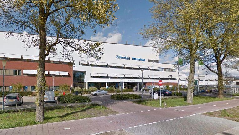 Het ziekenhuis zou graag ook Amsterdammertjes ter wereld willen brengen. Beeld Google Streetview