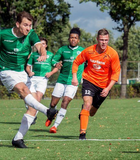 Bavel blijft ook foutloos tegen Beek Vooruit, Maas scoort er vier voor Cluzona tegen FC Tilburg