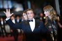 Sylvester Stallone avec sa femme Jennifer Flavin et sa fille Sistine.