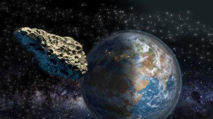 """""""Bijna"""" raak: laat opgemerkte ruimterots scheert langs aarde"""