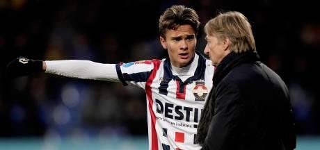 Kristinsson beslist binnen twee weken over toekomst na vertrek bij Willem II: 'Ik heb een gesprek gehad met Esbjerg'