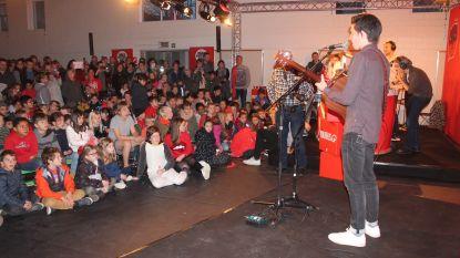 Jongslag zamelt 8.100 euro in voor Rode Neuzen Dag