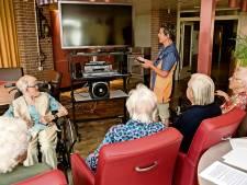 Ouderen Boskamp hebben spoedig weer televisie