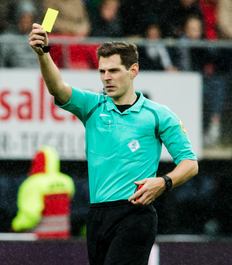 Kamphuis fluit kwartfinale FC Twente, Blom leidt Groningen-Heracles