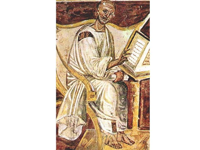 Kerkvader Augustinus.