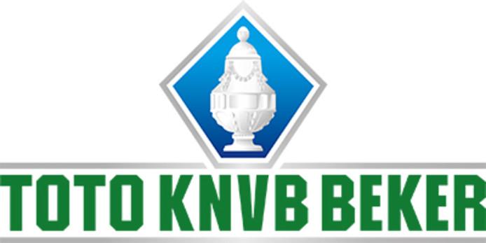 Afbeeldingsresultaat voor knvb beker logo