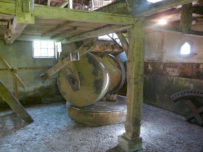 Watermolen Mast Vasse