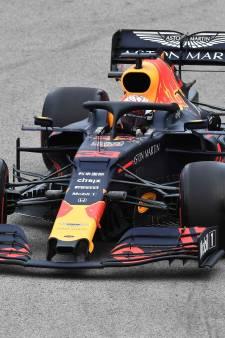 Verstappen het snelst in eerste training, Bottas crasht