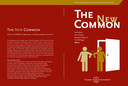 Cover 'The New Common' van de Tilburg University.