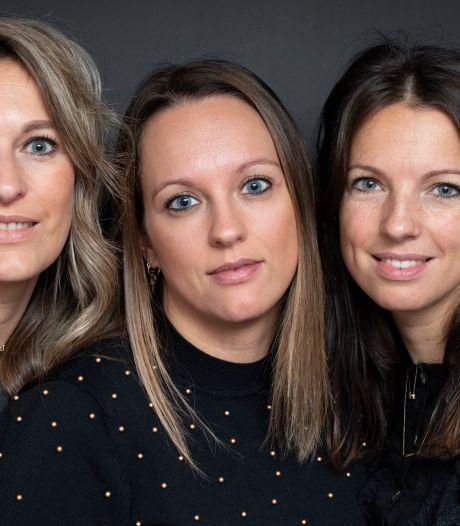 Deze drie zussen leven in de ban van zeldzame longziekte die hun hele familie knevelt