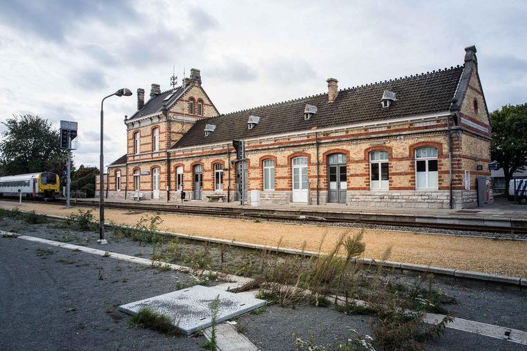 Het station dateert van 1906.