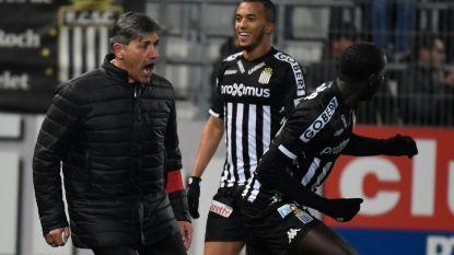 VIDEO. Mazzu-time op Mambourg: Charleroi zet onmondig AA Gent een hak en wipt over Buffalo's naar zesde plaats