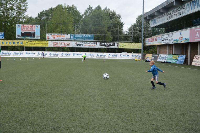 TK Meldert kan op bestaande accommodatie in de Nedermolenstraat blijven voetballen.