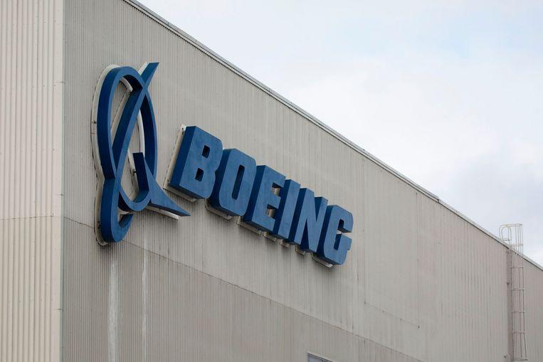De fabriek van Boeing in Renton, Verenigde Staten. Beeld AFP