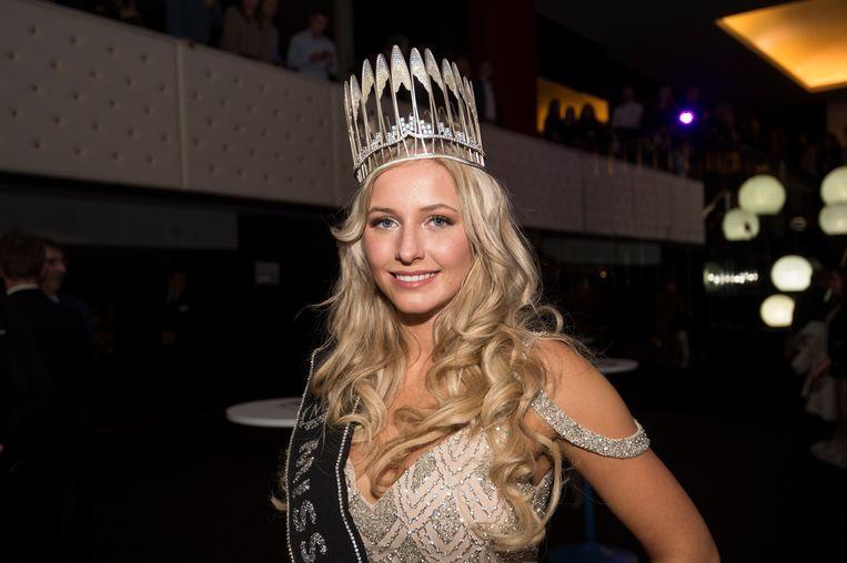 Miss Exclusive 2019 Caro Van Gorp.