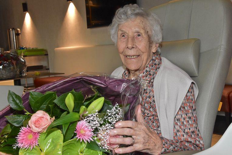 Elisa Deman is 101 jaar