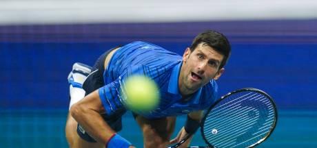 Djokovic confirme sa présence à Cincinnati et à l'US Open