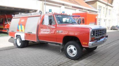 """Koop eens een oldtimer brandweerwagen: """"Al mag je er niet zomaar mee de baan op"""""""