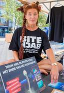 Petitie tegen het Dolfinarium.