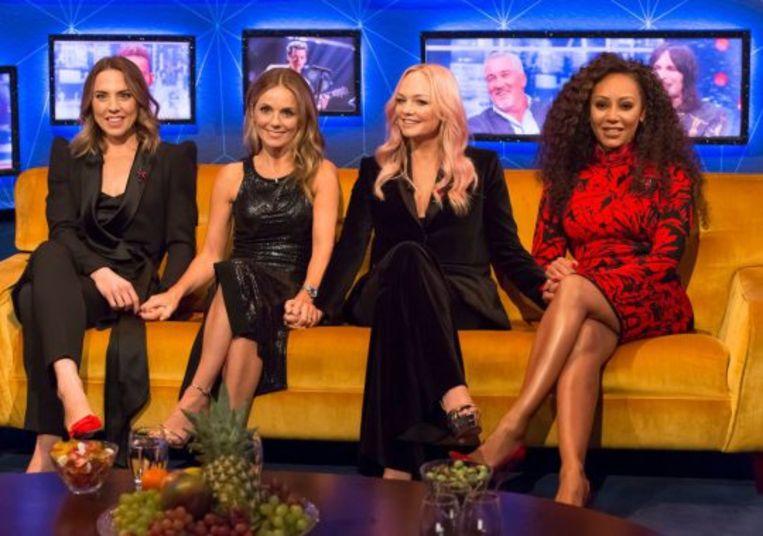 """5748219e77e Ruzie bij de Spice Girls? """"Wij hebben Victoria Beckham niet gevraagd ..."""