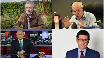 BBC-presentatoren leveren salaris in na hetze over ongelijke lonen tussen mannen en vrouwen