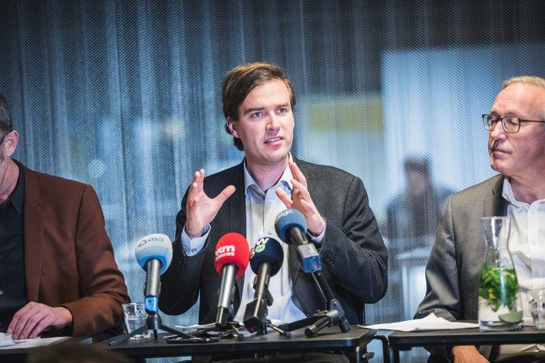 Eindelijk burgemeester, de droom van Bompa Willy De Clercq gaat in vervulling.