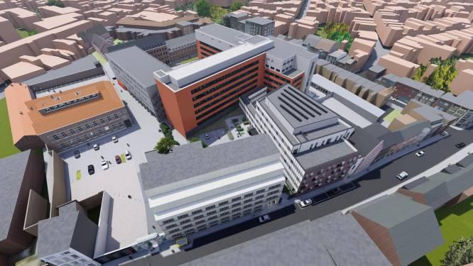 """Regionaal ziekenhuis Heilig Hart Leuven wordt een moderne polikliniek: """"Het ziekenhuis barst momenteel letterlijk uit de voegen"""""""