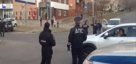 'Aanslagen openbaar vervoer Moskou verijdeld'