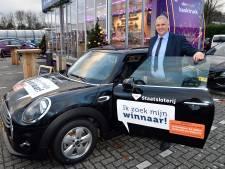 Staatsloterij zoekt winnaar Mini in Nijkerk