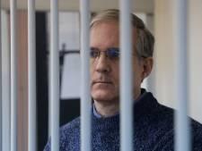 """Un """"espion"""" américain détenu en Russie opéré d'urgence"""