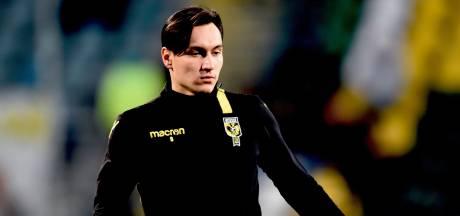 Karavaev trefzeker voor Jong Vitesse  in Russisch duel