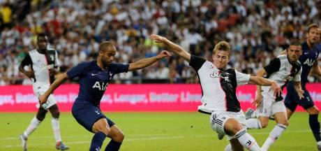 De Ligt debuteert bij 'Juve' met nederlaag na wereldgoal Kane