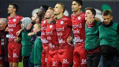 Zulte Waregem haalt het van Lokeren na strafschoppen en bloedstollende PO2-finale die gekruid werd met wereldgoal