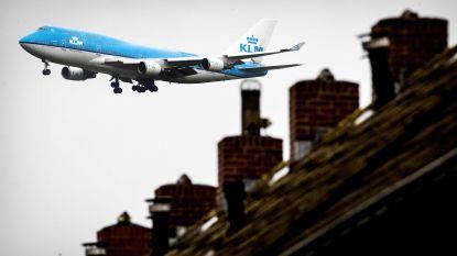 Omwonenden Schiphol blij met minder vliegtuiglawaai
