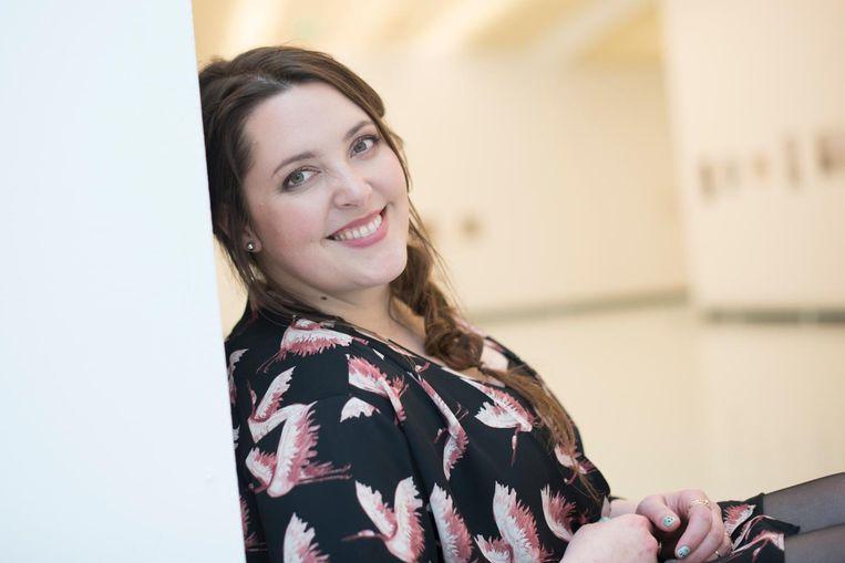 Iris van Heesch (36): 'Ik zie corona als een kans voor instellingen om nieuwe groepen aan te spreken'   Beeld