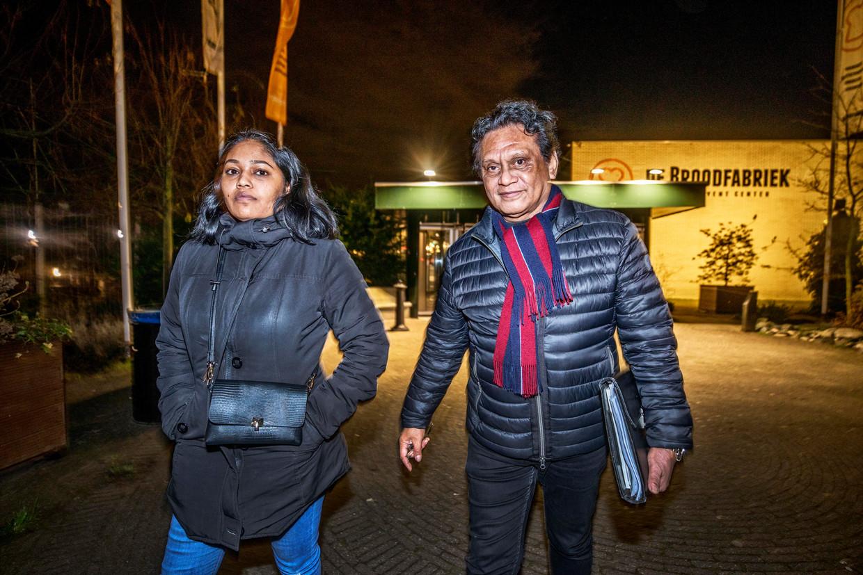 De gedupeerde Shameeza Bondhla heeft een belastingschuld van 18.000 euro. Beeld Raymond rutting