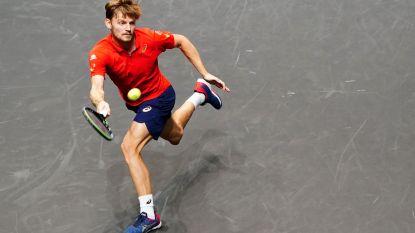 Opent Goffin nieuwe tenniscompetitie?