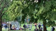 Mensensmokkelaars ronselden in en rond het Maximiliaanpark