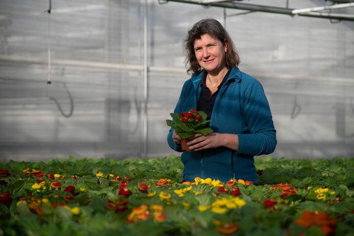 Sietske Weijs wil meer Betuwse jongeren in de tuinbouwsector.