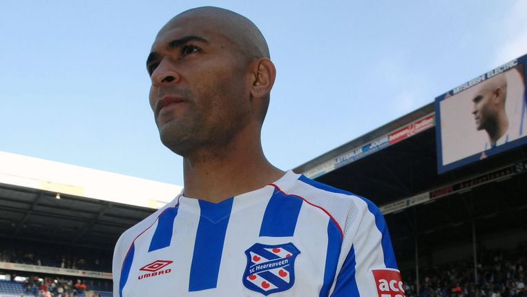Afonso Alves in 2007. Beeld anp