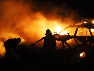 Honderdtal oldtimers in brand nabij Ronse