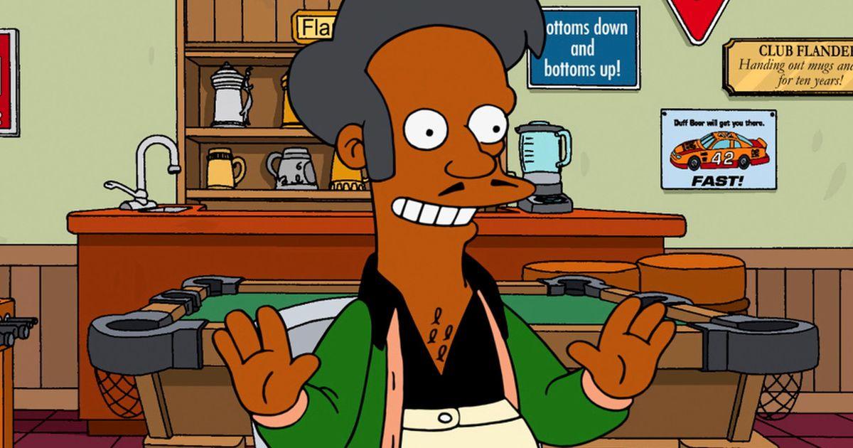 Waarom Apu in 'The Simpsons' moet blijven
