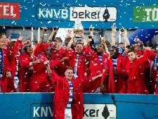 Kijk hier de hele bekerfinale PEC Zwolle - Ajax uit 2014 terug
