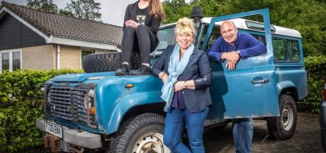 Brexit-familie Hartman verhuisde van idyllisch Schotland terug naar Heino: 'Het werd steeds idioter en extremer'