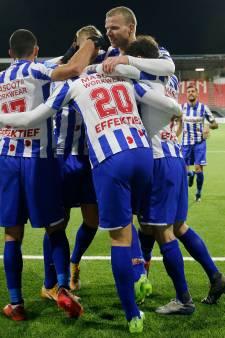 Heerenveen ontsnapt op bezoek bij Emmen en staat in kwartfinales