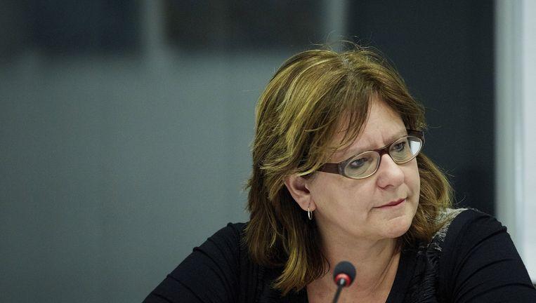 VVD-kamerlid Aukje de Vries. Beeld anp